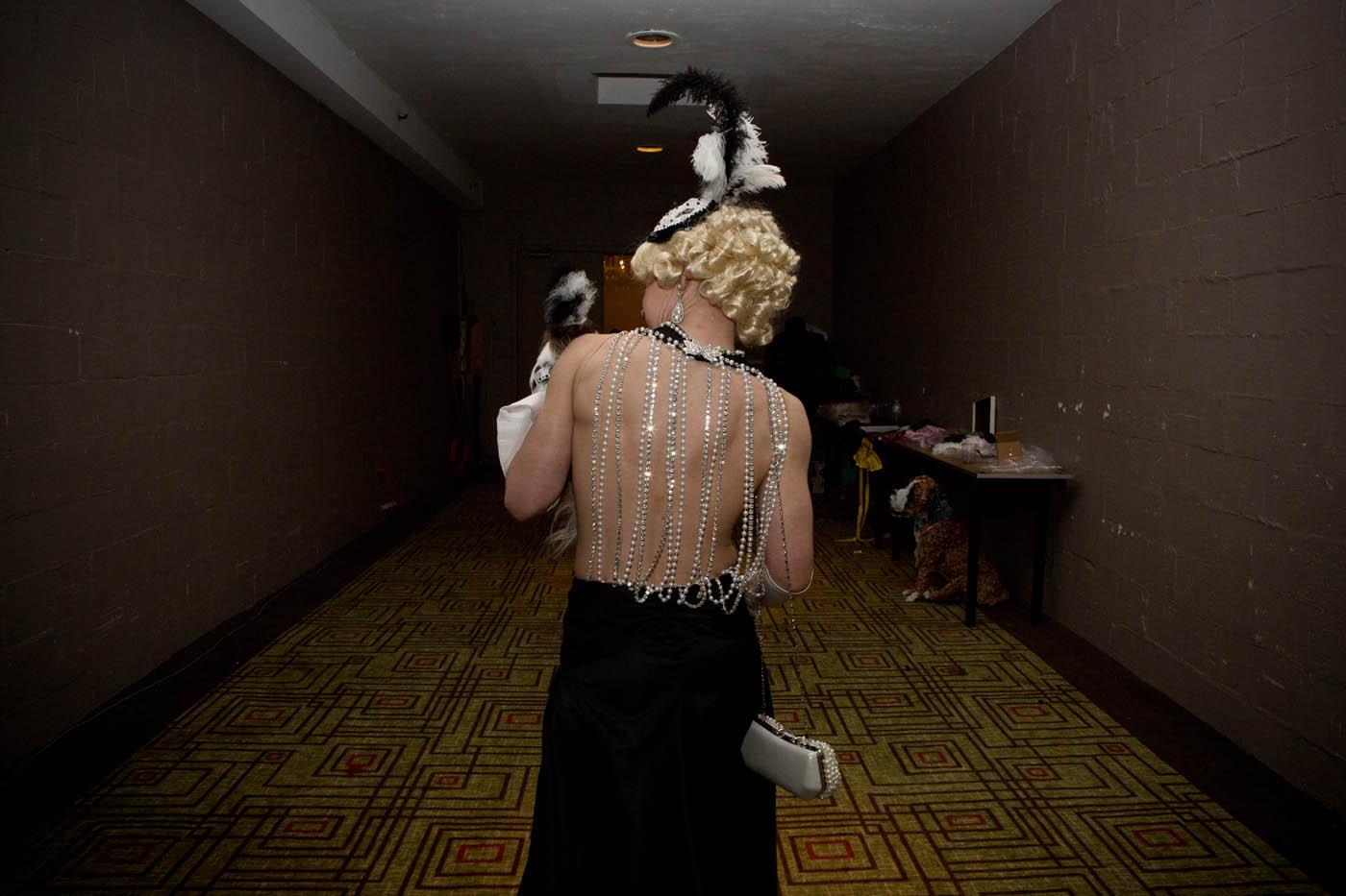 At the Roaring Twenties Pet Fashion