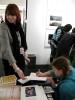 Art Fair, Aperture, Amelia signing