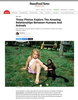 """These Photos Explore The Amazing Relationships Between Humans and Animals""""Interview by Pia Peterson, BuzzFeed News Photo Editorhttps://www.buzzfeednews.com/article/piapeterson/robin-schwartz-photos-daughter-animals"""