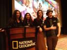 Gillian Laub, Me, Kitra Cahana & David LaChapelle