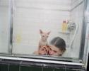 Jacob's Weekly Bath