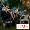 Time.com Story October 24, 2018 Strong and Smart, Service Monkeys Give a Helping Hand to People With Quadriplegia
