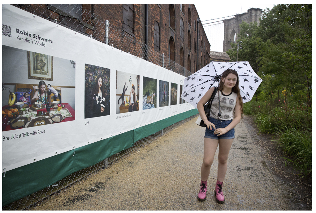 The FENCE, DUMBO, Brooklyn