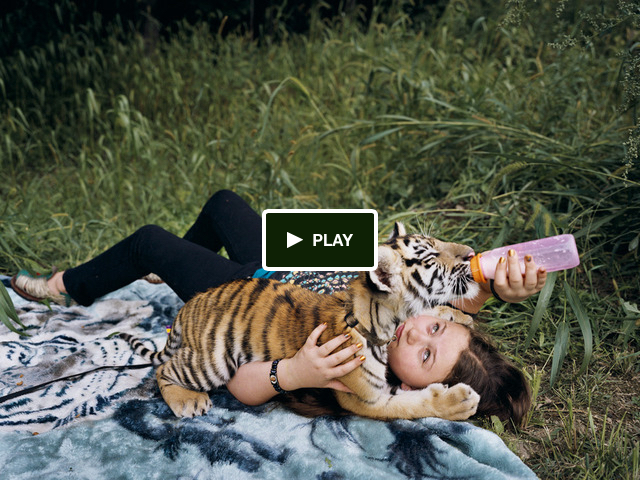 """A photobook of Robin Schwartz's ongoing series with her daughter Amelia.Amelia Paul Forman is fifteen years old. In many ways, she is your average American teenager. However, not every teenager has a mom who is a world-class photographer with a predilection for photographing animals, and not every teenager has portraits of herself with elephants, llamas, ponies, tigers, kangaroos, chimpanzees, endless dogs, cats, and other animals—portraits that hang in the collections of art museums around the world. Since she was three years old, Amelia has been her mother's muse and the subject of her photographs.Her mother, the photographer Robin Schwartz, has been working for twelve years on this ongoing collaborative series, dedicated to documenting her and Amelia's adventures among the animals. As Amelia has gotten older, she's become a more active participant. """"She didn't realize how unusual her encounters were until everyone started to tell her how lucky she was to meet so many animals,"""" says Robin. Amelia now contributes ideas for their shoots, and the images have become more experimental through their mother-daughter collaboration.The resulting photographs are more than documents of Amelia and her rapport with animals. They offer a meditation on the nature of interspecies communication and serve as evidence of a shared mother-daughter journey into invented worlds, of fables they enact together.As Robin says, """"Photography gives us the opportunity to access our dreams—to discover the extraordinary."""""""