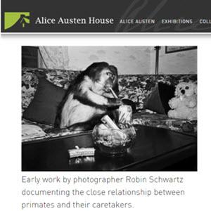 ALICE AUSTEN HOUSE MUSEUM - ARTIST TALK Saturday April 22, 10am and live on Facebook: Primage Portrait Stories. 2 Hylan Blvd Staten Island