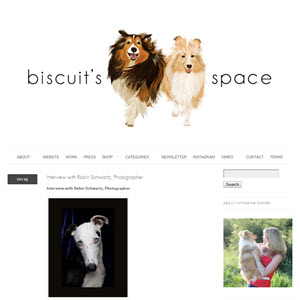 Biscuit's Space by Katherine Carver