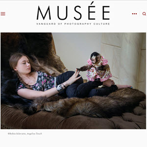 MUSEE Magazine Woman Crush Wednesday: Robin Schwartz: Feature/Interview