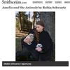 SMITHSONIAN Magazine Best Books List! A Amelia & the Animals.