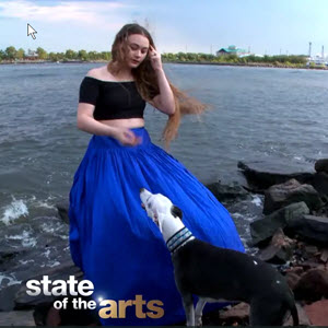 Feature: State of the ArtsAired September 17, 2017Amelia & the Animals, interviews and on location photographing and Amelia at work.Promo