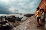 Mei Hua, a fishing port in Fuzhou China, that is well known for smuggling activity.