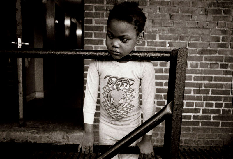 An investigative story of children caught in the cycle of neglect at one of the hotels used by the city to house homeless families. Fire escapes are unsafe playgrounds.