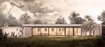 (ris+partenaires 2017-2018)Projet: Construction d'une habitation individuelle HPEGenève - SuisseSurface: 160 m2Chef de projet:Bernd HardenMandat: Projet et construction