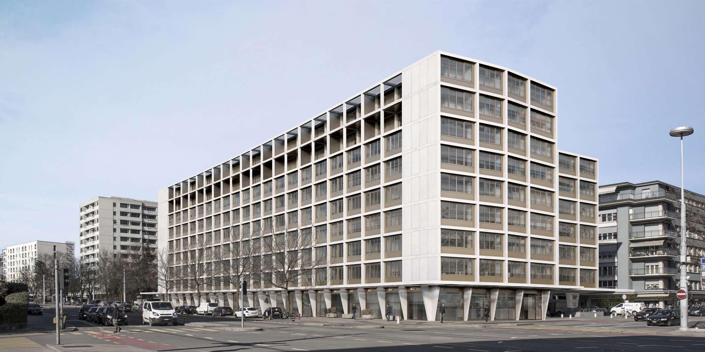 (ris+partenaires 2018)Projet: Rénovation et transformation d'immeubles locatifsGenève - SuisseSurface: 4'064 m2Chef de projet:Antoine RisRaoul FrauenfelderMandat: Projet