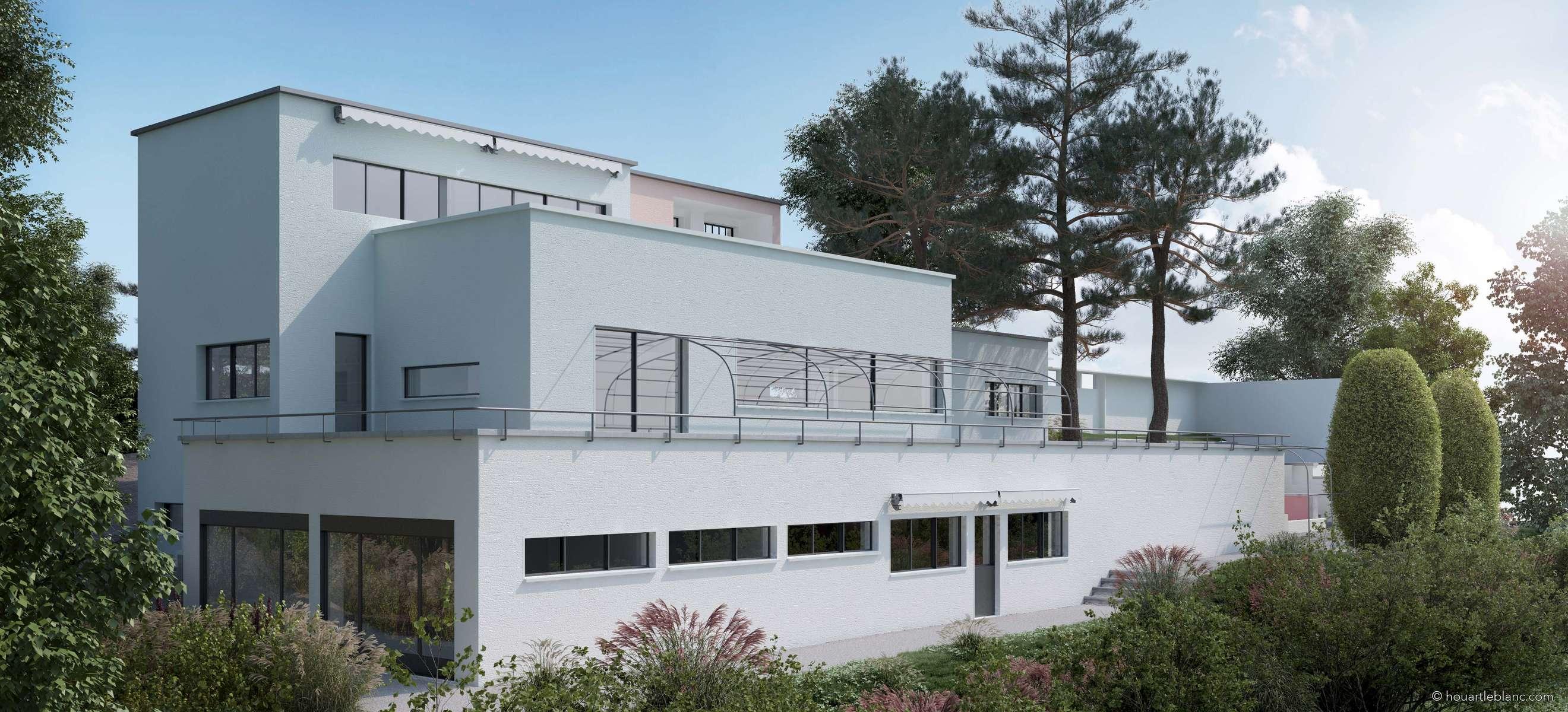 (ris+partenaires 2017 en cours)Projet: Rénovation et transformation d'une villaGenève - SuisseSurface:286 m2Chef de projet:Antoine RisMandat: Projet et rénovation