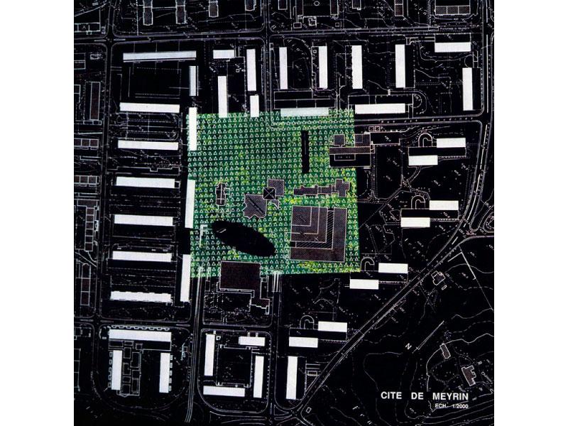 ( Ichnos  1994-2002)Projet:Europan IIIRestructuration de la commune de Meyrin /1er prixMeyrin - SuisseSurface:12'000 m2  de logementsChef de projet:Antoine RisMandat:Project préliminaireCollaboration:Katerina Diakomidou - Alexios DallasKonstaninos Papandreou - Nicolaos CharitosNikolaos Nikodimos -GR Eric Pajot - CHLien:http://www.europan.chProject document