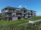 (ris+partenaires 2016)Projet: Création de 16 logementsThônex - SuisseSurface: 1'360 m2Chef de projet:Antoine Ris Mandat: Projet