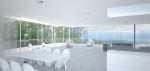 (ris-chabloz 2008)Projet:Villa à Cologny Genève- SuisseSurface:870 m2 Chef de projet:Antonie BertheratAntoine RisMandat:Concours localColaboration:Antonie Bertherat - architecte- Genève