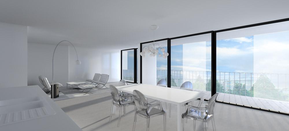 (ris-chabloz 2010)Projet :Logements économiques - 163 logementsCharmilles - Genève - SuisseSurface :17'250 m2Chef de projet :Antoine Ris Olivier WyssmullerMandat :Concours