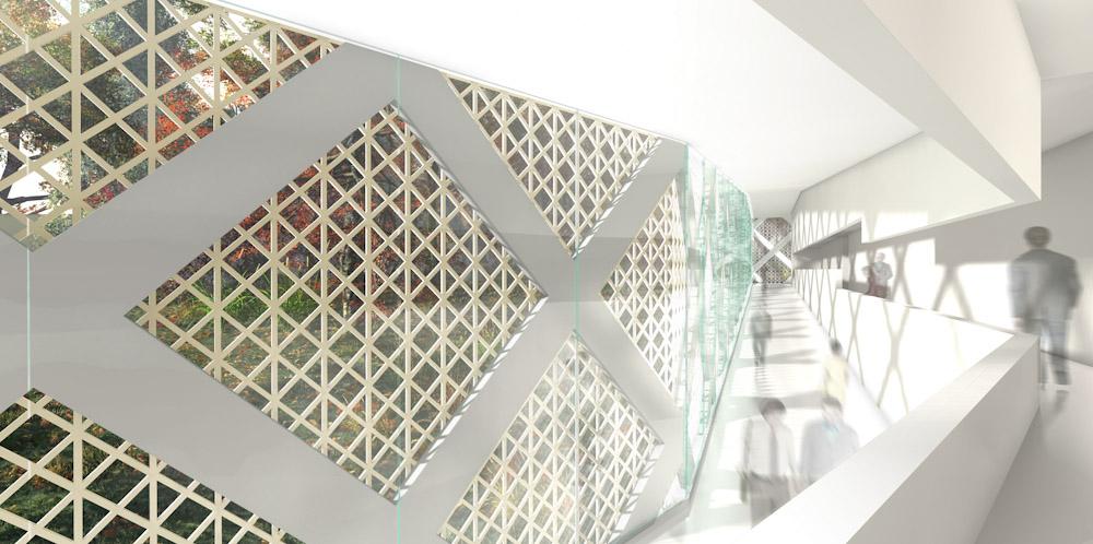 (ris-chabloz 2010)Projet :Mission Permanente d'Egypte - Locaux de services et parkingauprés des Nations-Unies à  Genève - SuisseSurface :1'500 m2Chef de projet :Antoine RisMandat :Concours