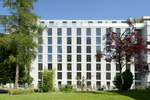 (ris-chabloz 2016-2017)Projet: Bâtiment de logements avec mission diplomatiqueGenève - SuisseSurface: 1'509 m2Chef de projet:Antoine RisMandat: Direction architecturaleAuteur du projet:Gonthier Architekten