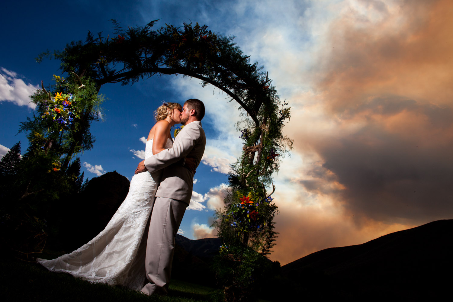 Trail_Creek_Wedding-Idaho-Wild-Fire