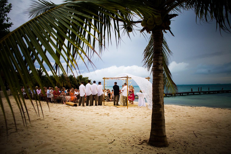 Zama Beach Club, Isla Mujeres, Mexico