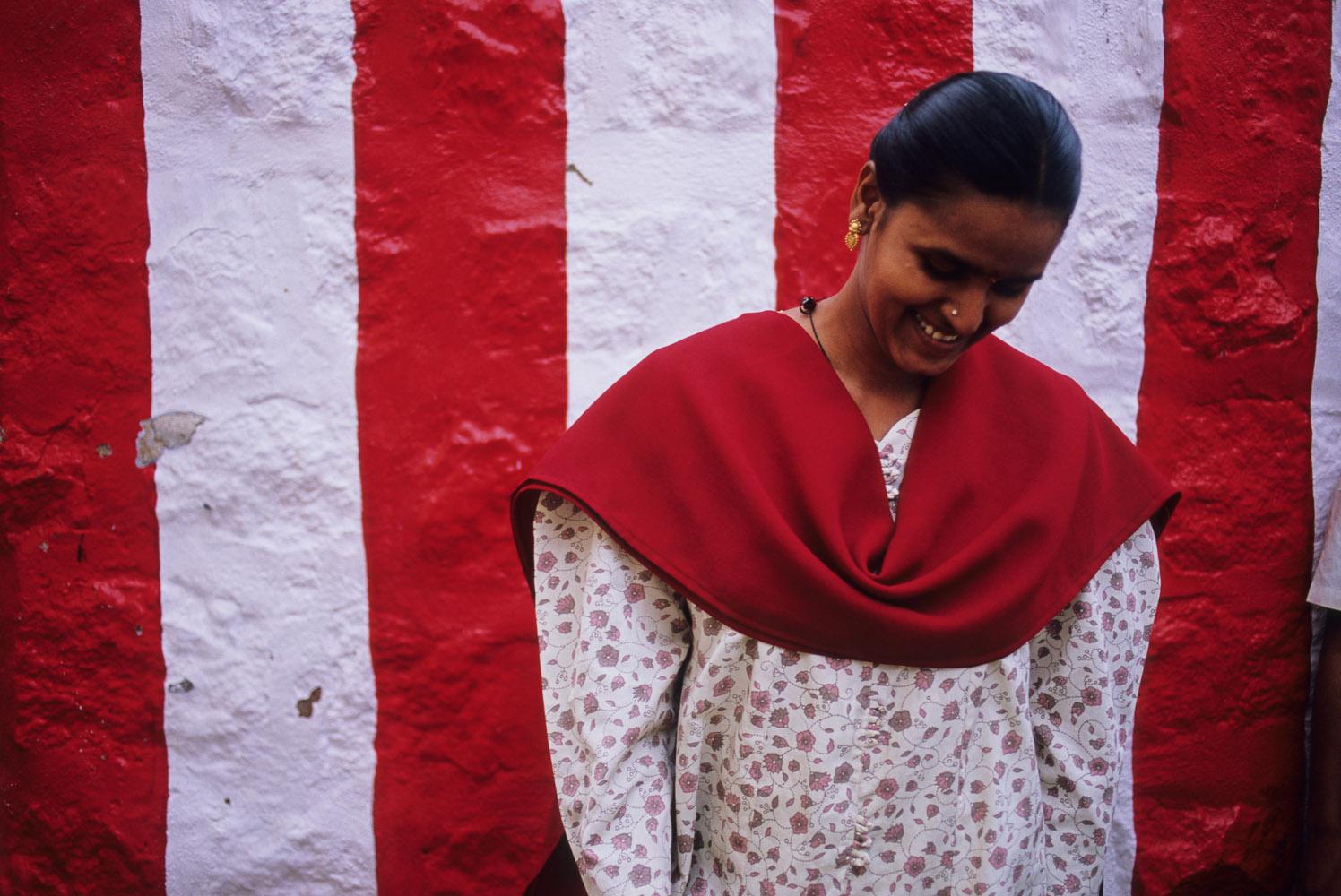 redwoman