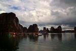 floating villageHa Long Bay - Gulf of Tonkin