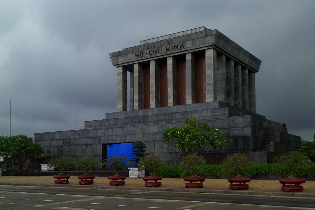 mausoleum of Ho Chi MinhHanoi, Vietnam