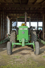 John Deere tractor in the barnSuffolk, Virginia