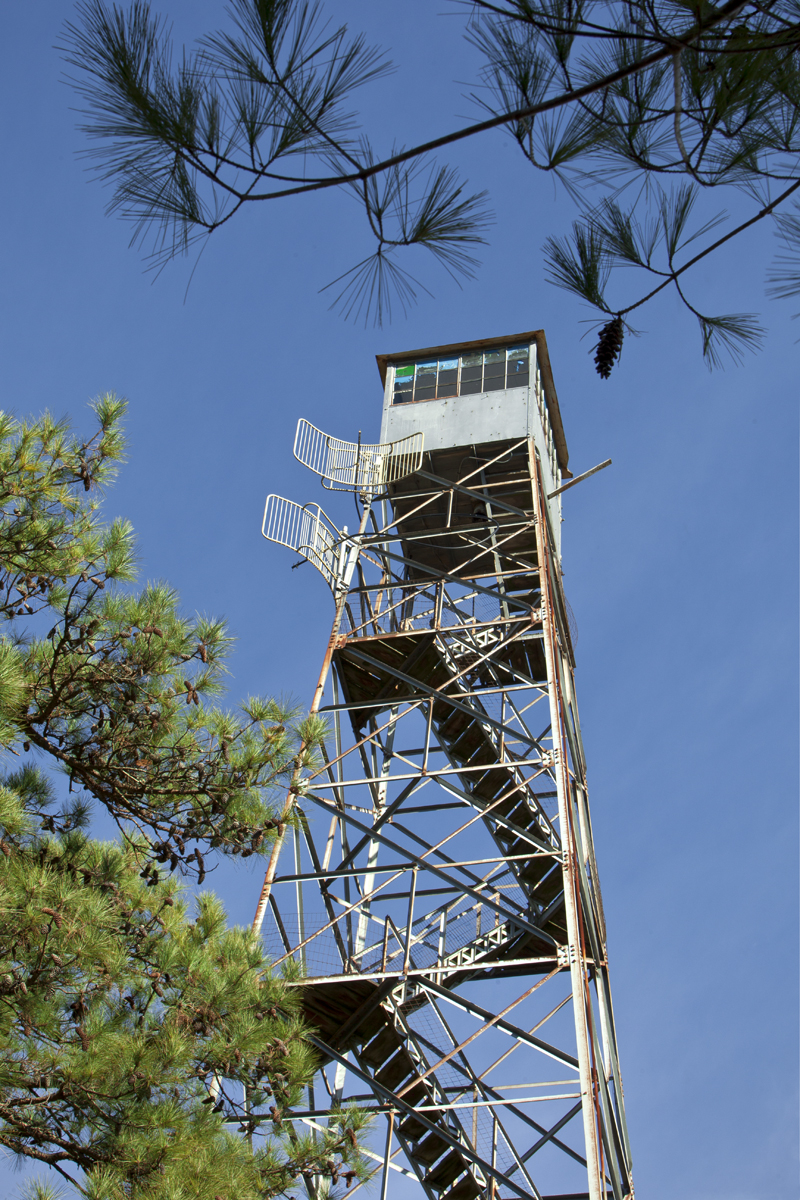 US Forest Service lookout towerWilmar, North Carolina