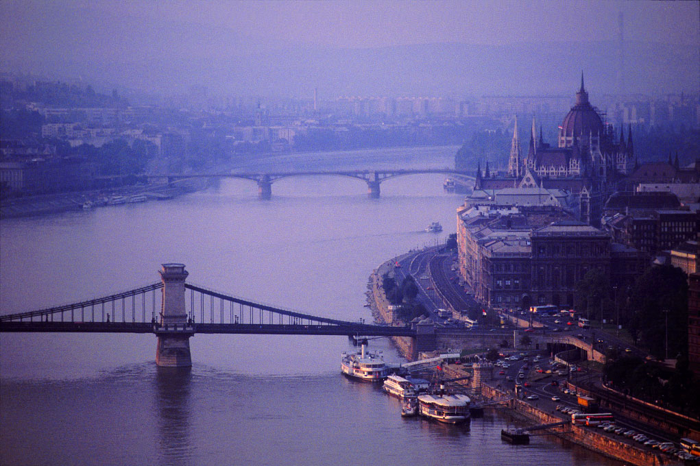the Danube RiverBudapest, Hungary