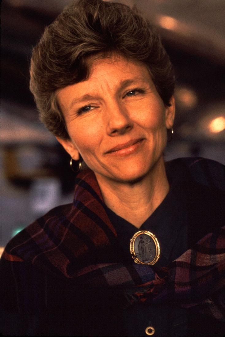 Molly Haskinsauthor