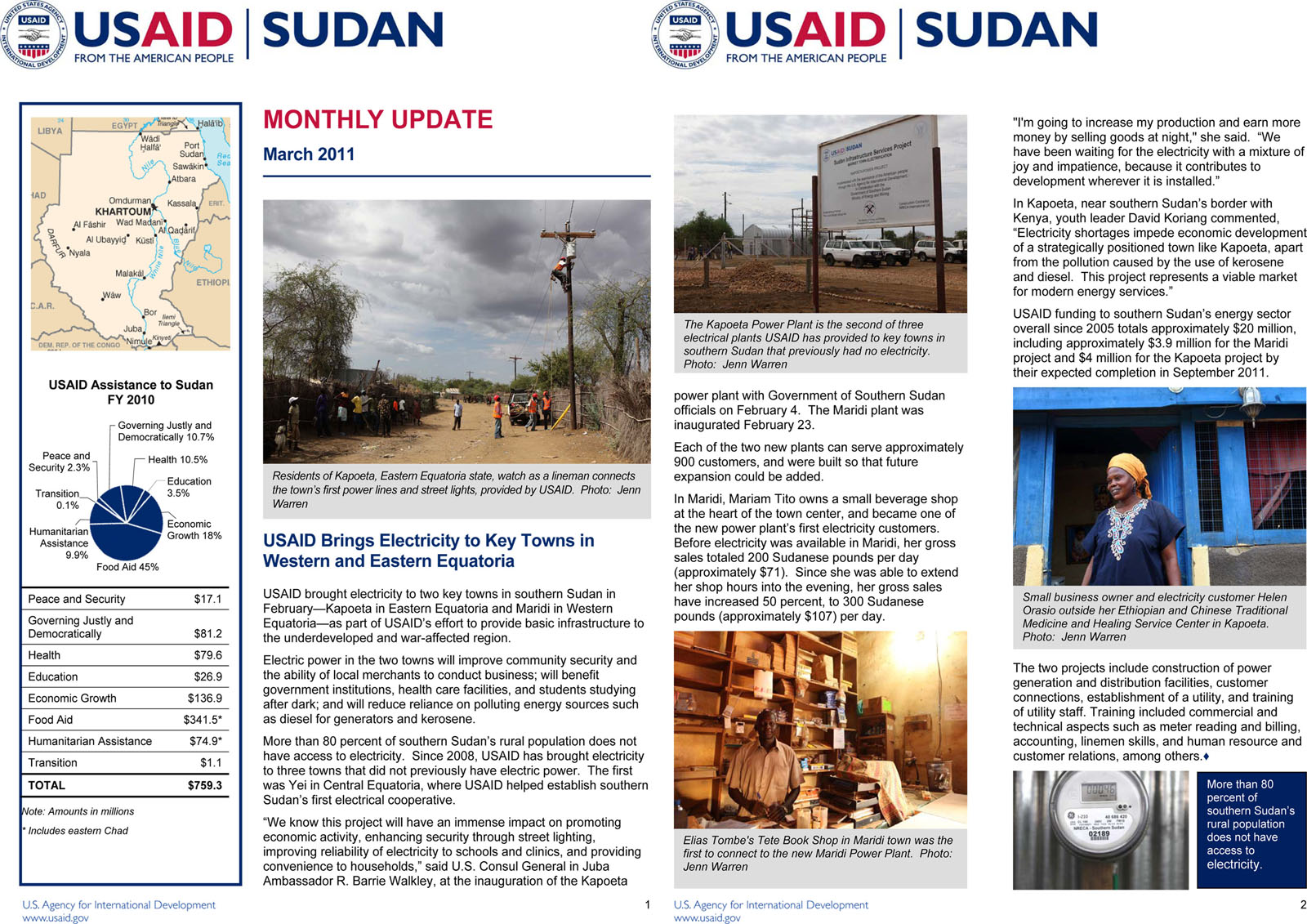 March_2011_Sudan_Monthly_Update_1