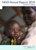 Annual Report written and designed for the South Sudan NGO Forum, 2010