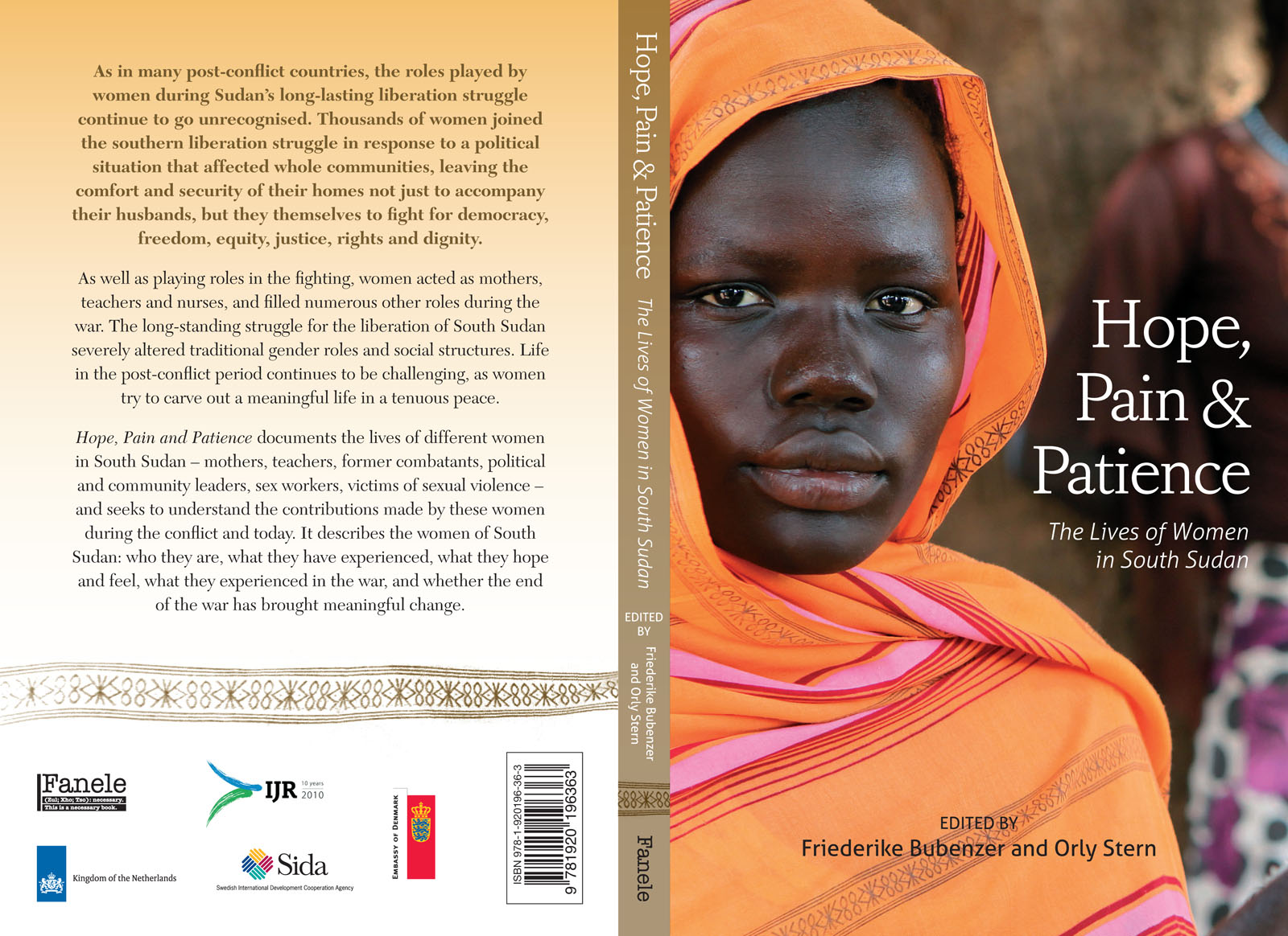 Hope, Pain and Patience: The Lives of Women in South SudanImages for Institute for Justice and Reconciliation 2011 Publication