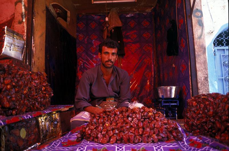 Dates & delectablesSana'a, Yemen
