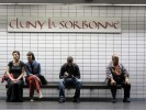 Cluny La Sorbonne, Paris metro