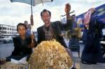 Frankincense vendorSana'a, Yemen