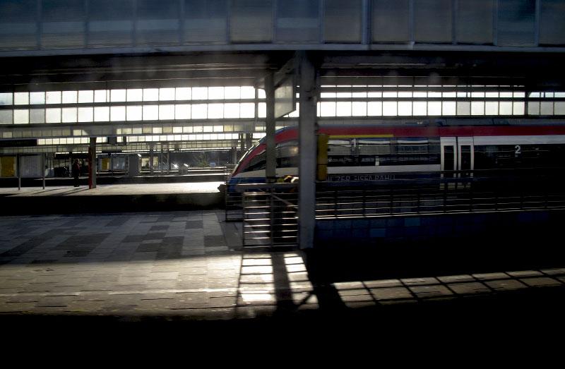 Citytrain, Amsterdam to Utrecht