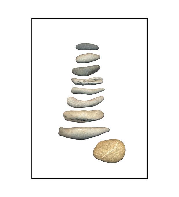 Stone totem #2