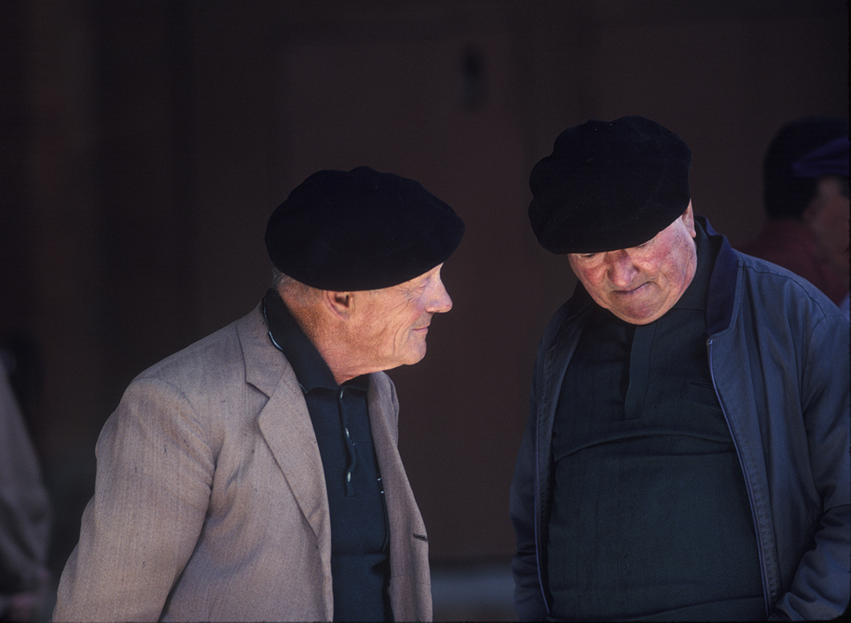 Two-berets