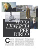 D DELLA DONNALA REPUBBLICA MAGAZINE (Italy)Aleksandar Hemon (top right)