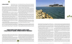 THE NEW YORK TIMES MAGAZINEKhazar Islands has started to sprout up in Baku.  The project is expected to house 800,000 residents.&quot;If They Build It, Will the Kardashians Come?&quot; p. 34-35February 10, 2013.