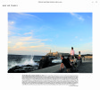 THE NEW YORK TIMES(USA)&quot;On the Malecon, Havana, March 15, 2010&quot; (Credit: Amanda Rivkin for The New York Times)&quot;Why We Travel,&quot; Travel p. 13April 25, 2010