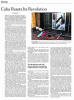 THE NEW YORK TIMES(USA)Getting By: Cubans have learned to improvise in their small enterprises, like this makeshift barber shop that has popped up outdoors on a street in Havana.  (Credit: Amanda Rivkin/Polaris)&quot;Cuba Resets Its Revolution,&quot; Week in Review p. 4September 19, 2010