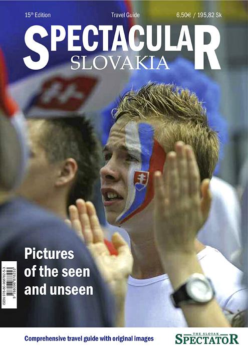 SPECTACULAR SLOVAKIA 2010 GUIDEa special publication of The Slovak Spectator(Slovakia)Bratislava City Section, Cover.Release Date: September 13, 2010