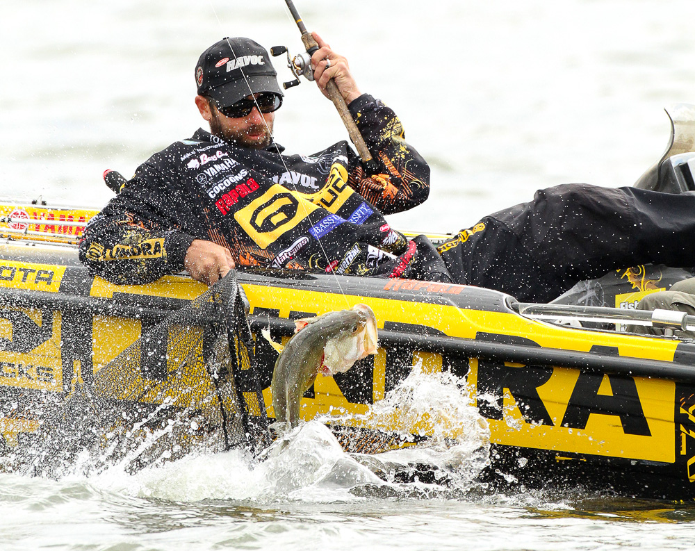 28 October 2011: during the Toyota Texas Bass Classic at  in Conroe, Texas on October 28, 2011. (Jason E. Miczek - www.miczekphoto.com)