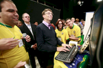 Bill Gates, Microsoft.