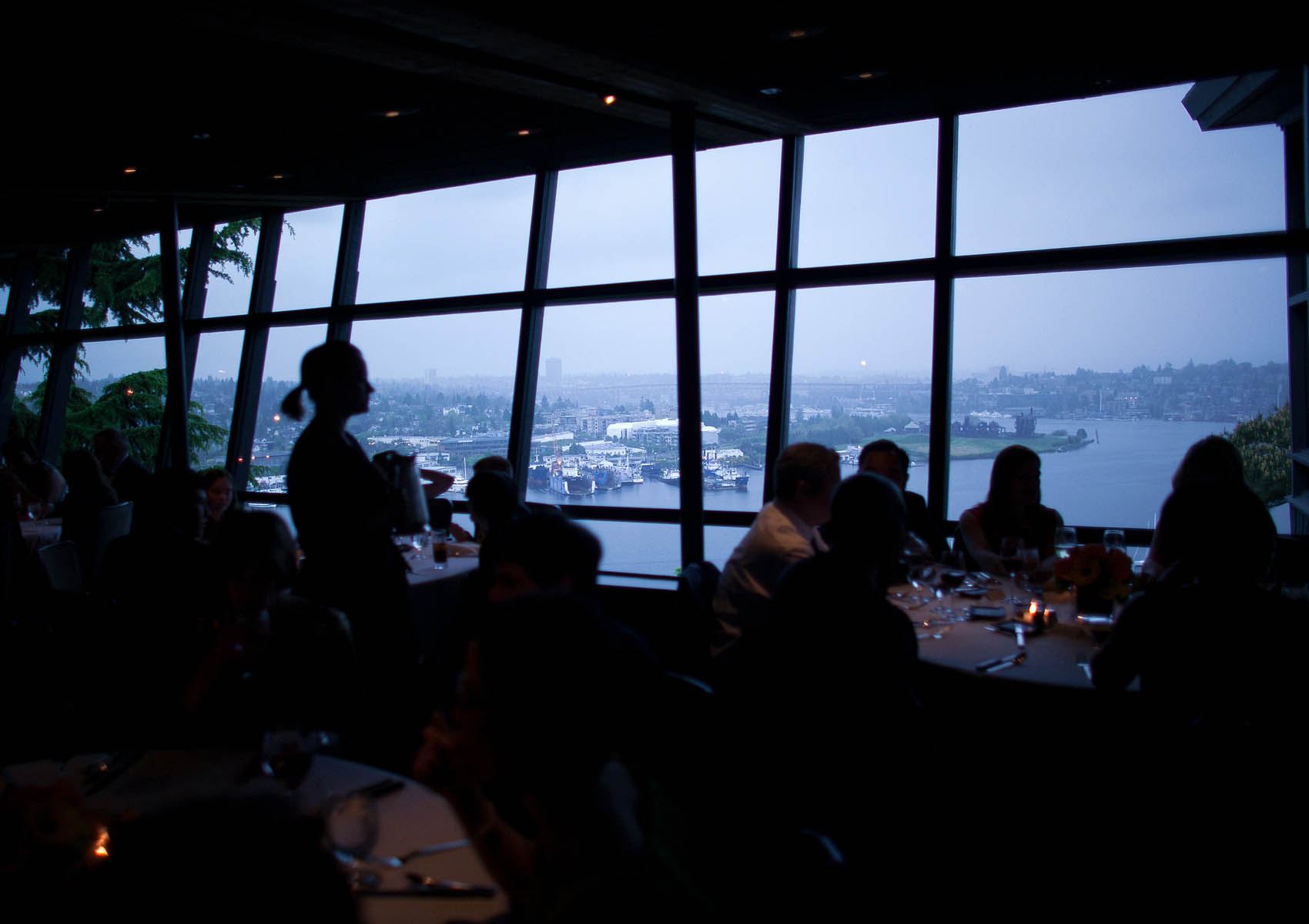 Canlis Restaurant, Seattle.